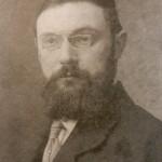 Frits van den Berghe vers 1915.