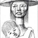 Fameux dessin de Tim (Louis Mitelberg) contre la Guerre du Viêt Nam (1964 - 1975)