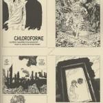 Premières pages de « Chloroforme ».