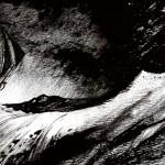 Couverture du sketch book (carnet d'esquisses offert avec la première édition de l'album)