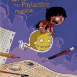 Gaspard et le phylactère magique couverture