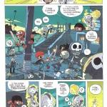 Gaspard et le phylactère magique page 16