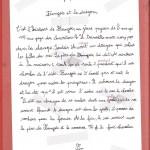"""Gaspard le synopsis de """"François et le dragon"""""""