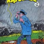 Couverture du n°34 du mois d'août 1951 de 't Kapoentje avec Thomas Pips, correspondant à l'aventure « Le Secret de la clef verte ».