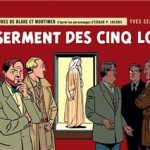 Le Serment des cinq Lords strip
