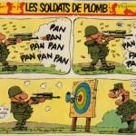 Soldats de plomb