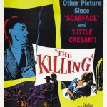 "Affiche de "" The Killing "" (L'Ultime Razzia) - S. Kubrick  - 1956"