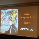 Prix Jacques Lob.