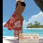 Visuel pour la version luxe toilée du tome 1 (Canal BD)