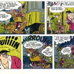 Extrait du journal Spirou n° 1042  (3 avril 1958) - page 2, cases 6 à 10
