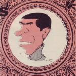 Caricature de Francis par Tibet.