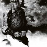 Croquis de Loup Larsen par Riff Reb's