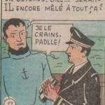 "Un autre ""Capitaine Haddock"" ?"