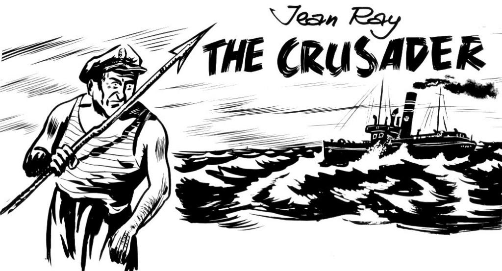 Illustration de Rik pour un conte de Jean Ray.