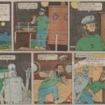 """Un robot rencontre un """"Capitaine Haddock"""" ?"""