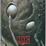 « Arkhé» dans Métal hurlant n°74.