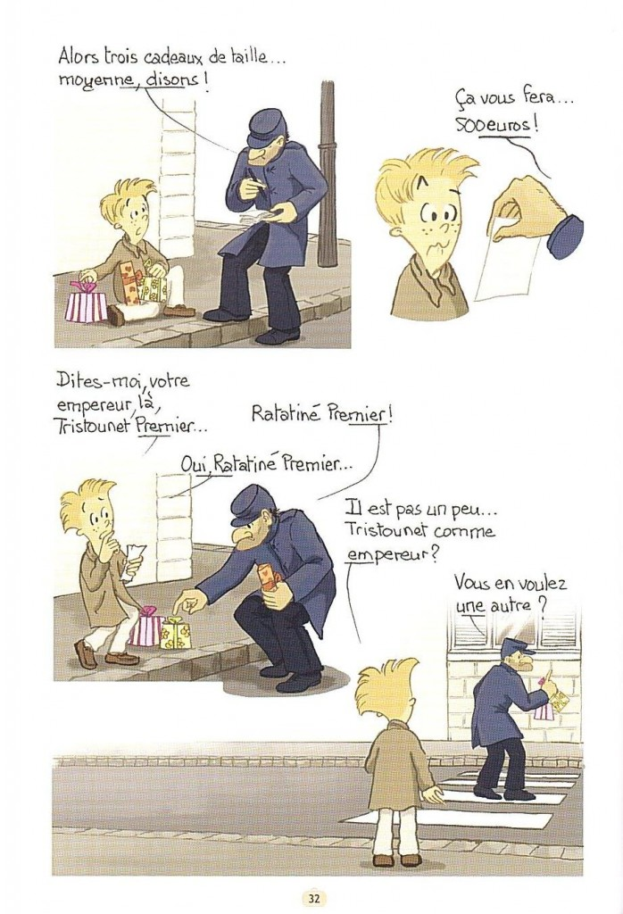Donner c'est donner ! page 32