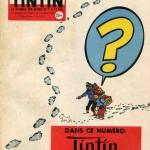 Journal de Tintin, édition française, n° 523 du 30 Octobre 1958