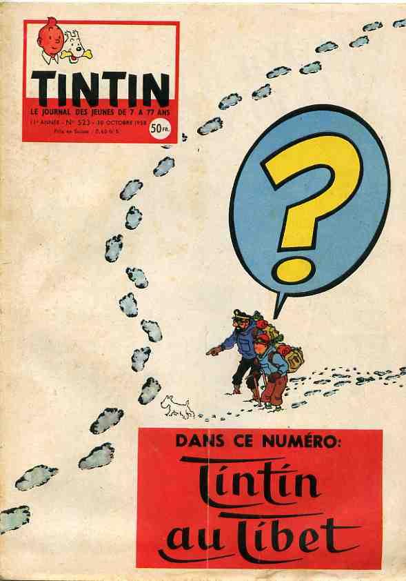 premiere rencontre entre tintin haddock