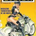 Wanted Komiks !, l'une des revues accueillant les premiers travaux d'Achdé, mais aussi de Félix Meynet, Erroc, Roger Widenlocher, Henri Jeanfèvre, Olivier Sulpice, Olivier Berlion...
