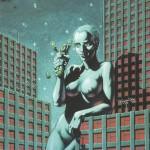 Couverture de l'édition allemande des « Scènes de la vie de banlieue » chez Volksverlag, en 1979.