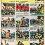 Le « Tarzan » d'Harold Foster
