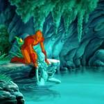 En 2002, Philippe Leclerc et Caza sortent le magnifique dessin animé de science-fiction « Les Enfants de la pluie ».
