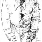 « Publicité symétrique » dans Pilote n° 659 (juin 72).