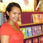 Jenny et ses « Pink Diary ».
