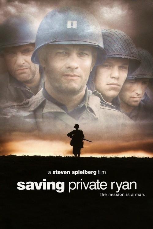 Affiche d'Il faut sauver le soldat Ryan (1998)