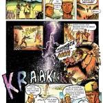 Extrait de « Faralahy le Magicien » d'Alban Ramiandrisoa, paru dans Vohitsary n° 01 en 2004 et dans Madagascar Magazine en 2008.