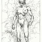 Vision personnelle d'« Amiante », d'après Patrick Lemordan (1999).