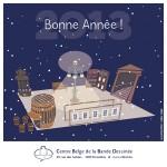 Centre belge de la BD Voeux 2013