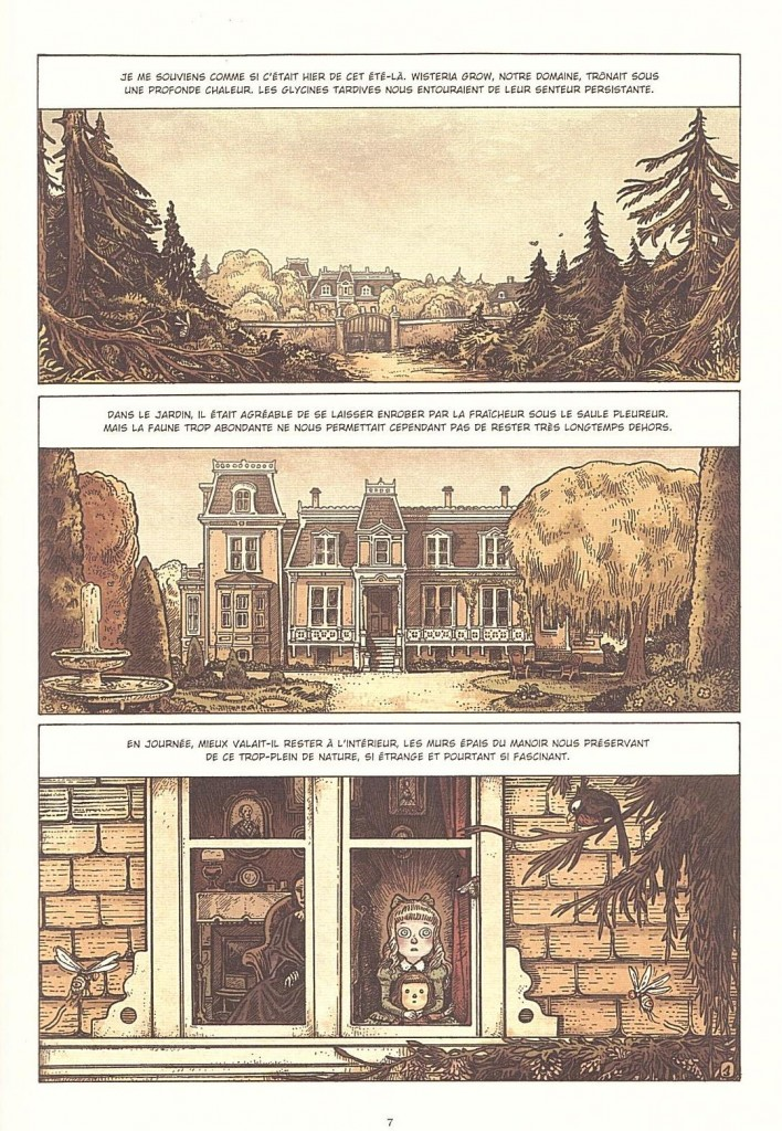 Dans la forêt page 7
