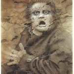 Image inédite réalisée pour le film « Mémoire des écumes » de Christian Lejalé, en 1986.
