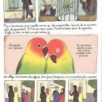 Rouge Tagada Les inséparables