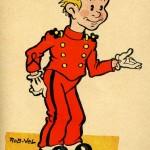 Un Spirou de 1938, par Rob-Vel.