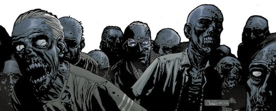 Walking Dead bandeau