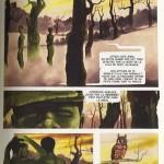 « Magie noire » par Gilbert Groud.