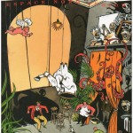 Harry Dickson (éd. Labor, Bruxelles 1996). Une couverture dessinée par Marc Sevrin