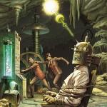 Visuel pour la réédition 2013 du tome 1 et maquette finalisée