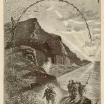 Frontispice du roman par léon Benett (1882)