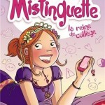 Mistinguette tome 3 couverture