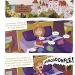 Princesse Libellule n'aime pas les princesses page 8