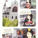 Princesse Libellule n'aime pas les princesses planche 1