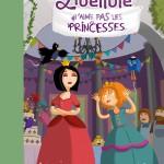 Princesse Libellule tome 2 Couverture