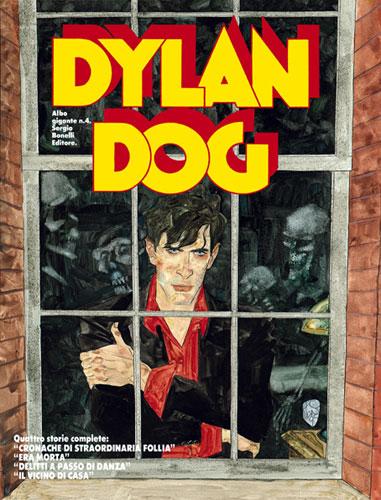 Dylan Dog Gigante n. 4