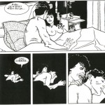« Dylan Dog » par Angelo Stano, version Glénat 1993.