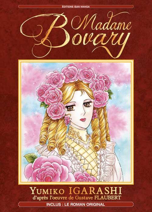 ISAN-MANGA_MADAME-BOVARYcouv