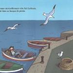 La Leçon de pêche planche 2